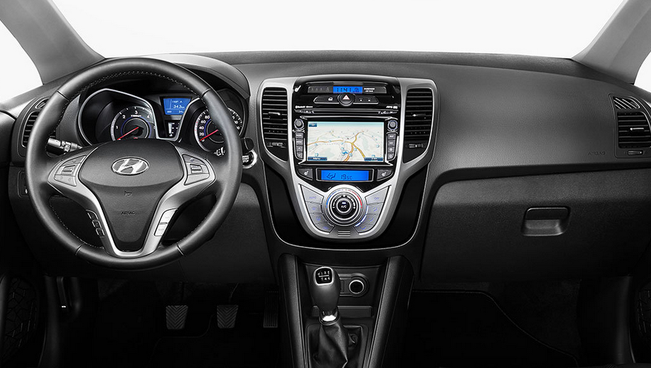 Hyundai ix20 2020 Interior