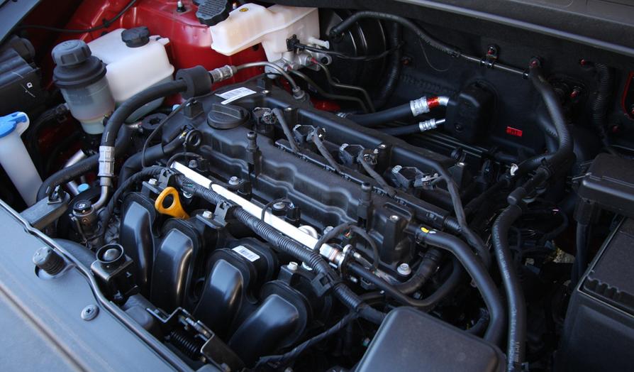 Hyundai ix35 2020 Engine