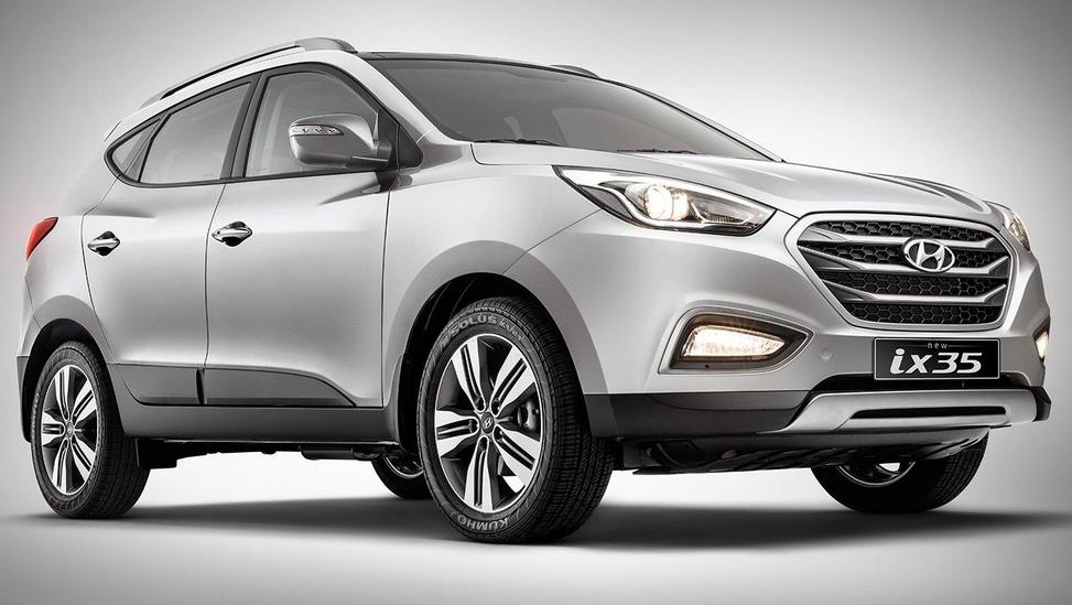 Hyundai ix35 2020 Exterior