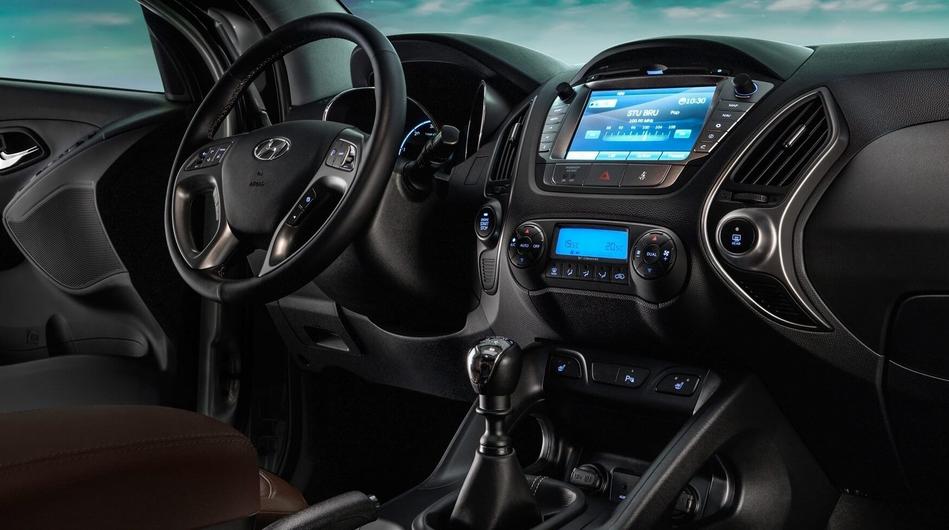 Hyundai ix35 2020 Interior