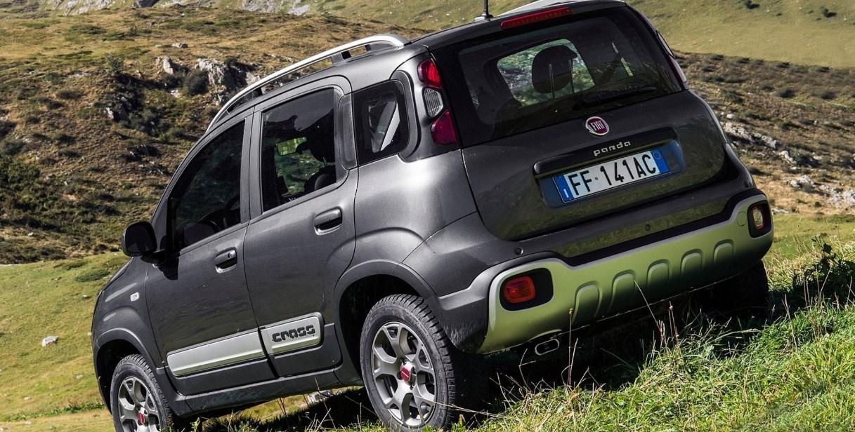 New 2019 Fiat Panda Engine