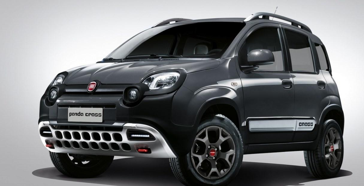 New 2019 Fiat Panda Exterior