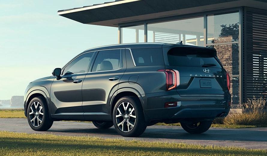 New 2020 Hyundai SUV Concept