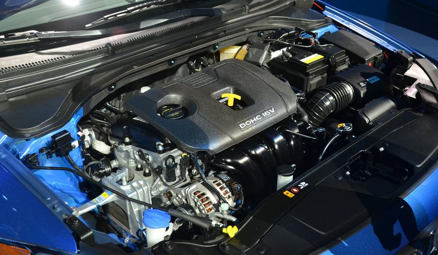 New Hyundai Elantra 2020 Engine