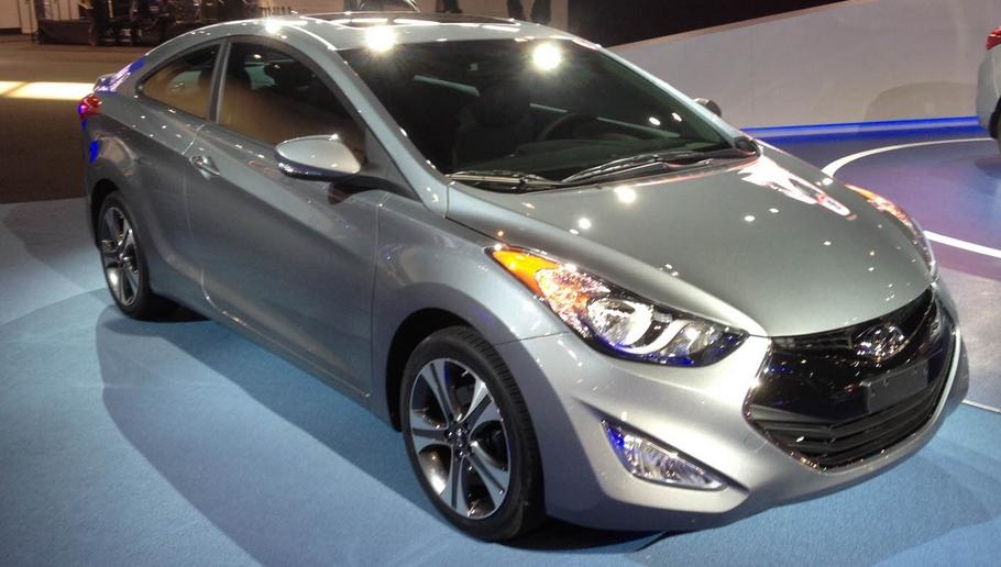 New Hyundai Elantra 2020 Exterior
