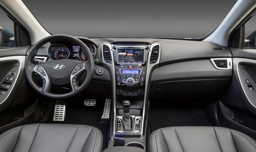 New Hyundai Elantra 2020 Interior