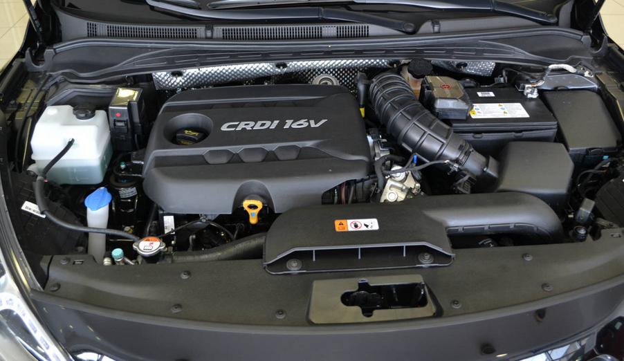 New Hyundai i40 2020 Engine