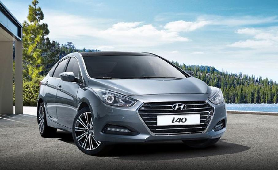 New Hyundai i40 2020 Exterior