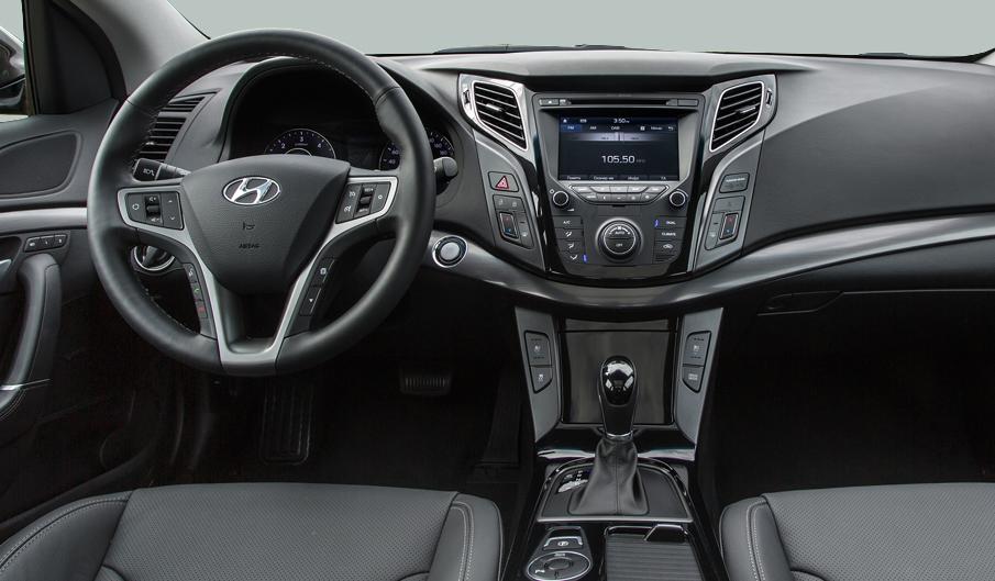 New Hyundai i40 2020 Interior