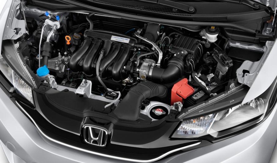 Novo Honda Fit 2020 Engine