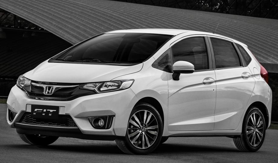 Novo Honda Fit 2020 Exterior