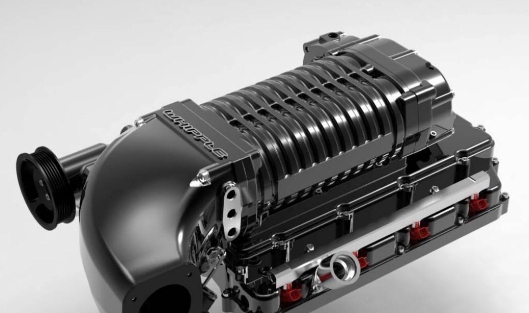 2019 Chrysler SRT8 Engine