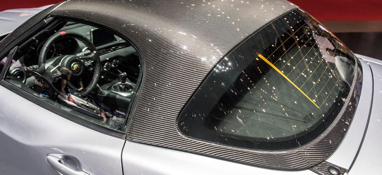 2019 Fiat 124 Spider Abarth Interior