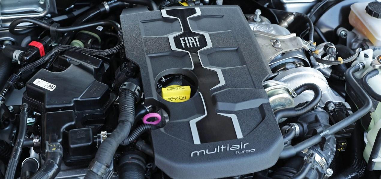 2019 Fiat Spider Engine