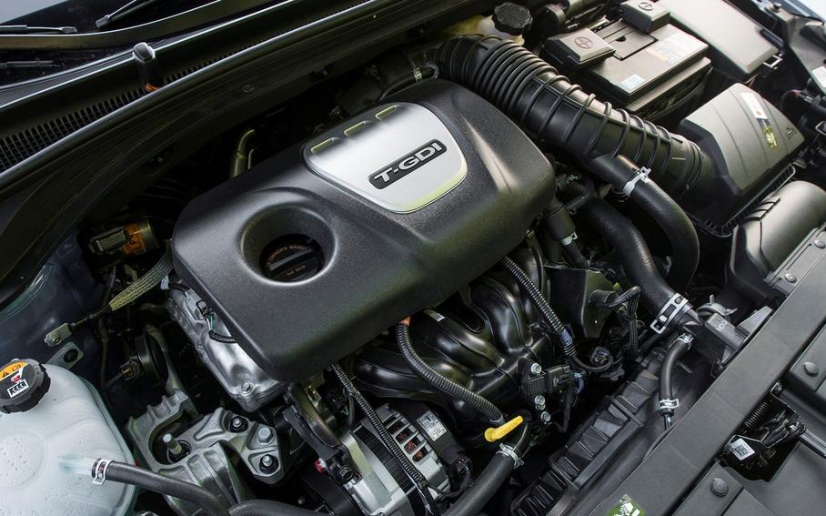 2019 Hyundai Elantra Engine