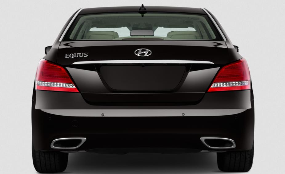 2019 Hyundai Equus Concept