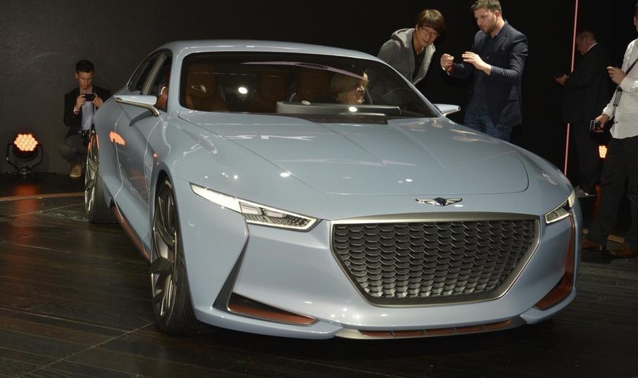 2019 Hyundai Genesis Coupe Exterior