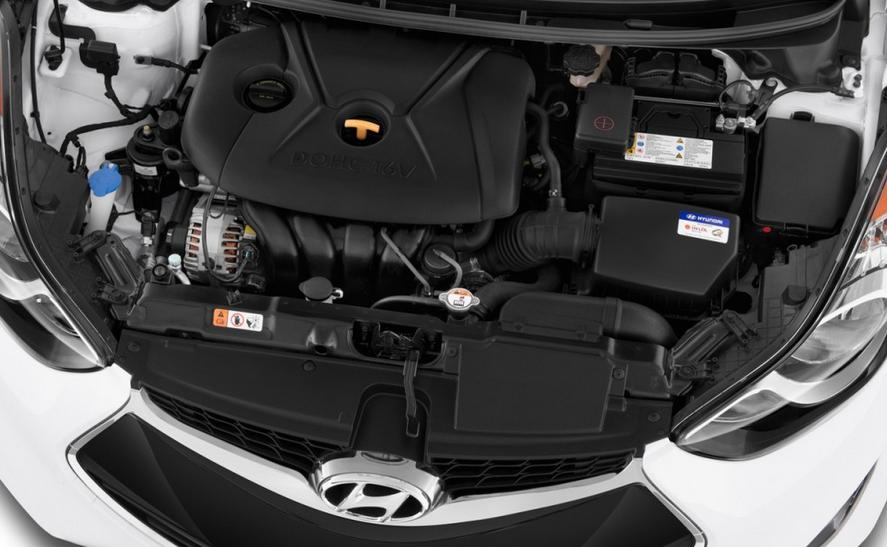 2019 Hyundai Genesis SUV Engine