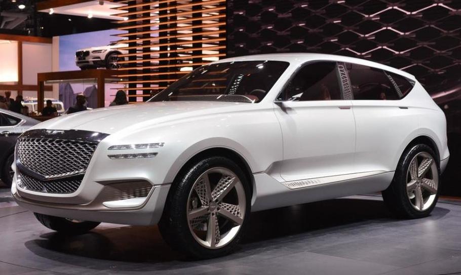 2019 Hyundai Genesis SUV Exterior