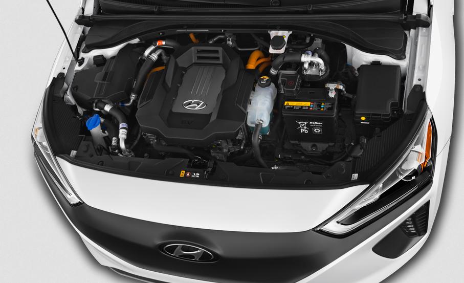 2019 Hyundai Ioniq EV Limited Engine