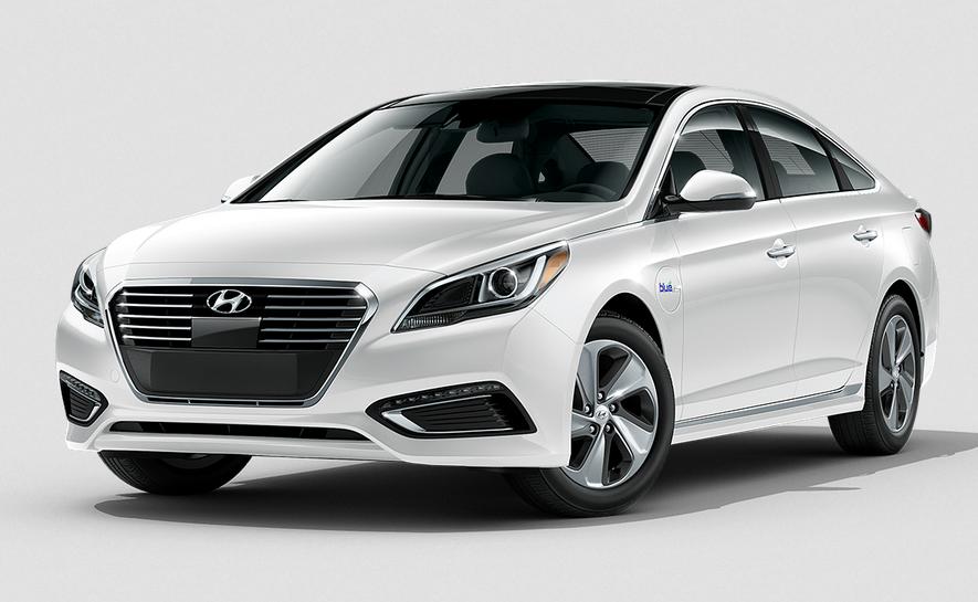 2019 Hyundai Ioniq EV Limited Exterior