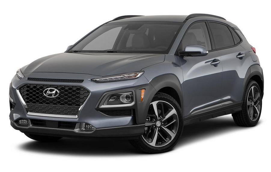 2019 Hyundai Kona Limited Exterior