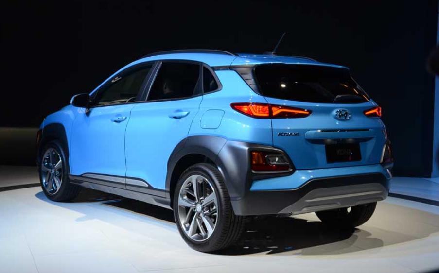 2019 Hyundai Kona Ultimate Concept
