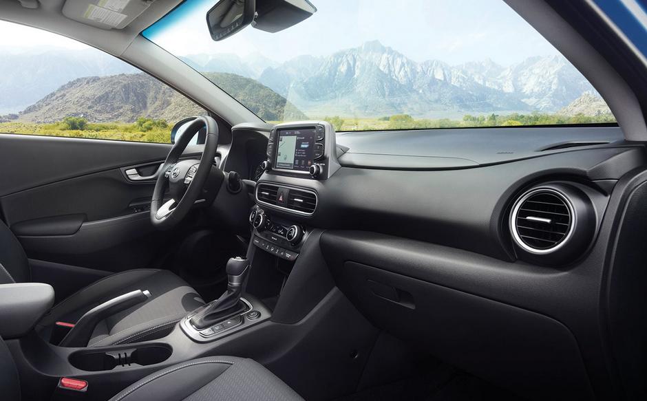 2019 Hyundai Kona Ultimate Interior