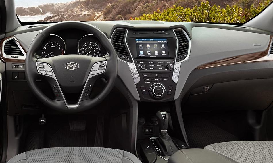 2019 Hyundai Pickup Truck Interior