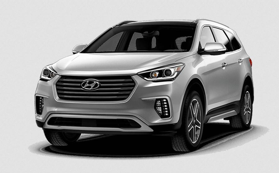 2019 Hyundai Santa Fe Owners Manual Exterior