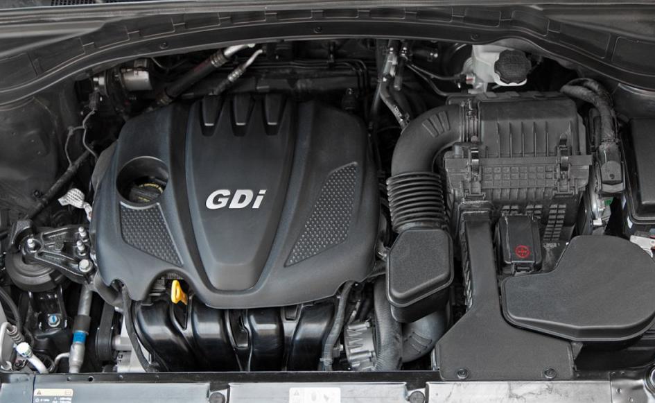 2019 Hyundai Santa Fe SEL 2.4 Engine