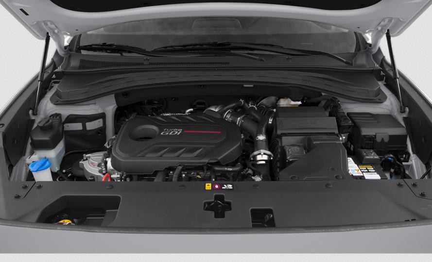 2019 Hyundai Santa Fe Ultimate 2.4 Engine