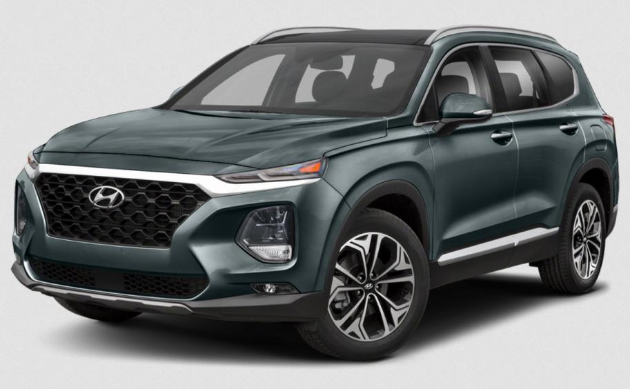 2019 Hyundai Santa Fe Ultimate 2.4 Exterior