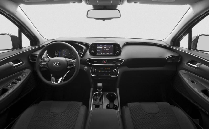 2019 Hyundai Santa Fe Ultimate 2.4 Interior