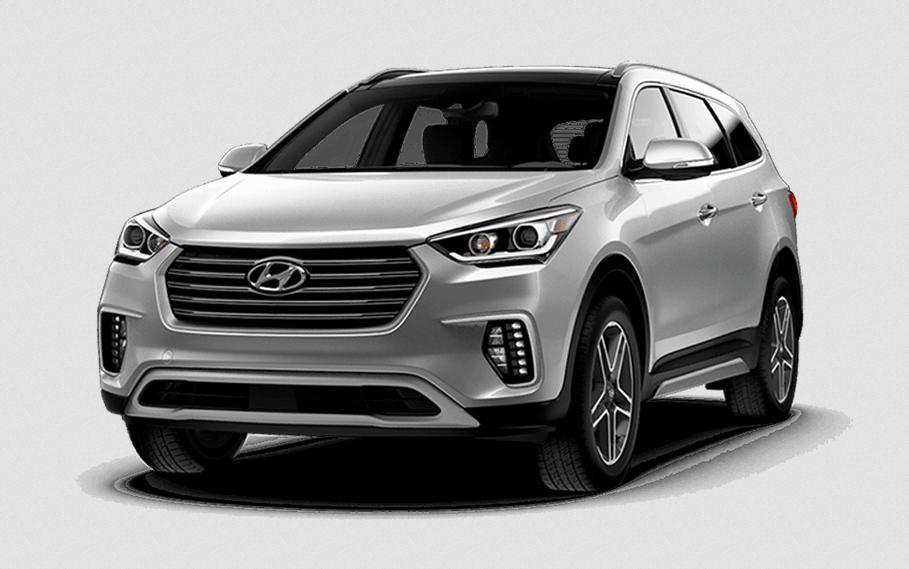 2019 Hyundai Santa Fe XL SE Exterior