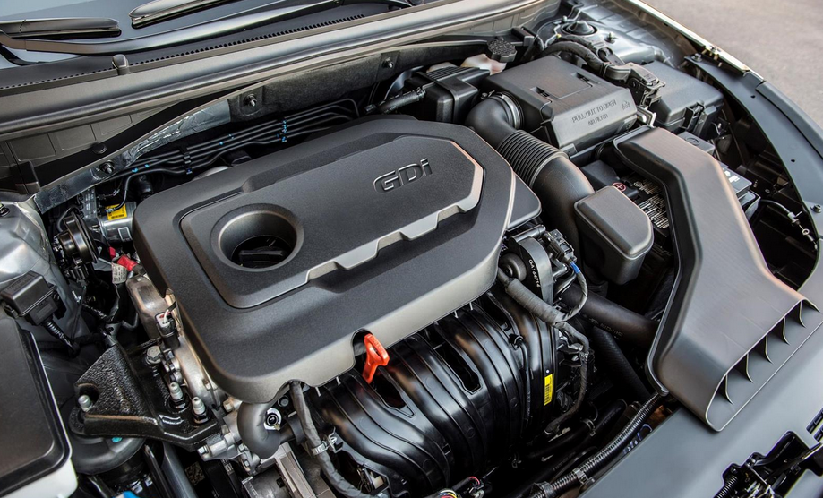 2019 Hyundai Sonata Engine