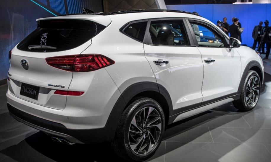 2019 Hyundai Tucson Concept