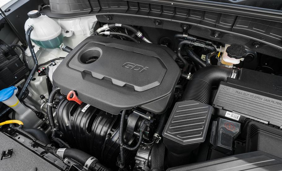 2019 Hyundai Tucson Limited Engine
