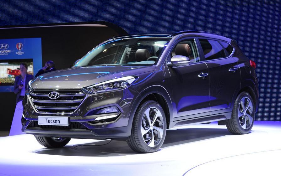 2019 Hyundai Tucson Limited Exterior