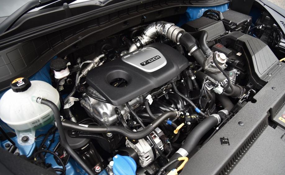 2019 Hyundai Tucson MPG Engine