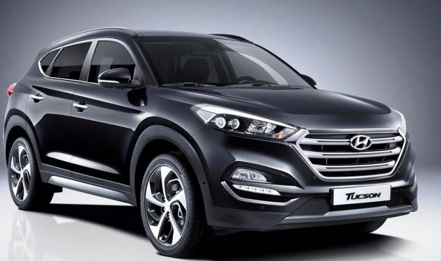 2019 Hyundai Tucson Redesign Exterior