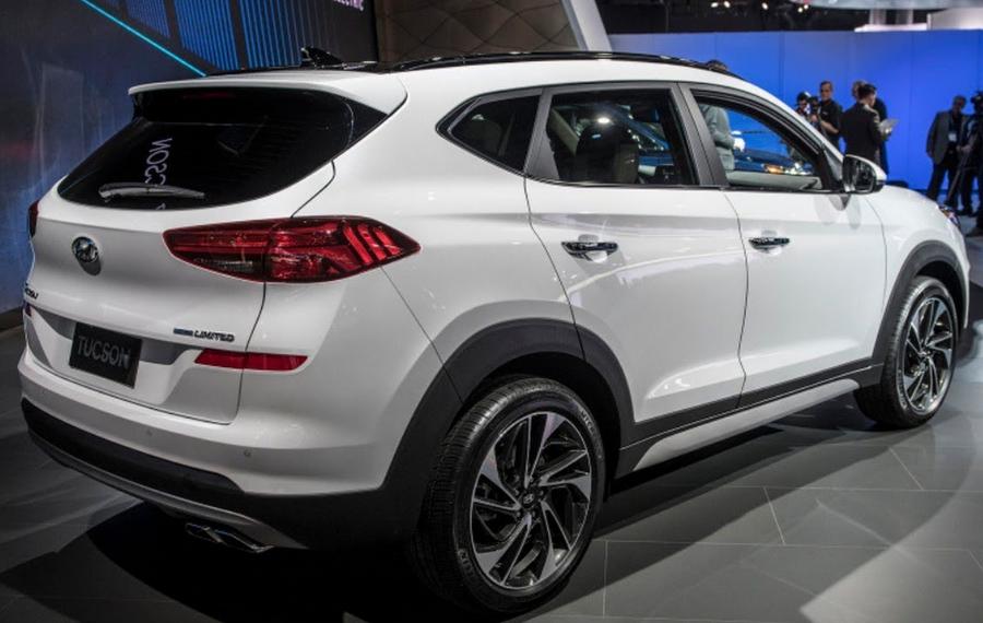 2019 Hyundai Tucson Sport Concept