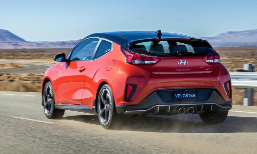 2019 Hyundai Veloster 1.6 turbo Concept