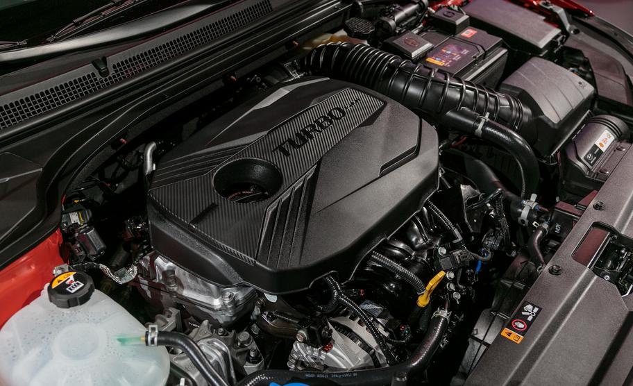 2019 Hyundai Veloster Turbo R-Spec Engine