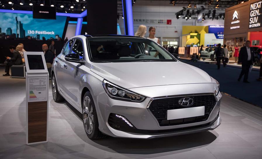 2019 Hyundai i30 Exterior