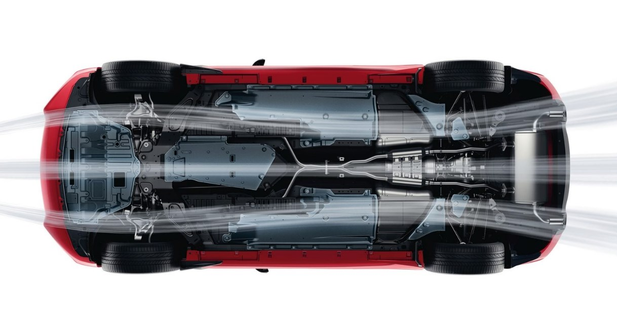 2019 Infiniti Convertible Engine