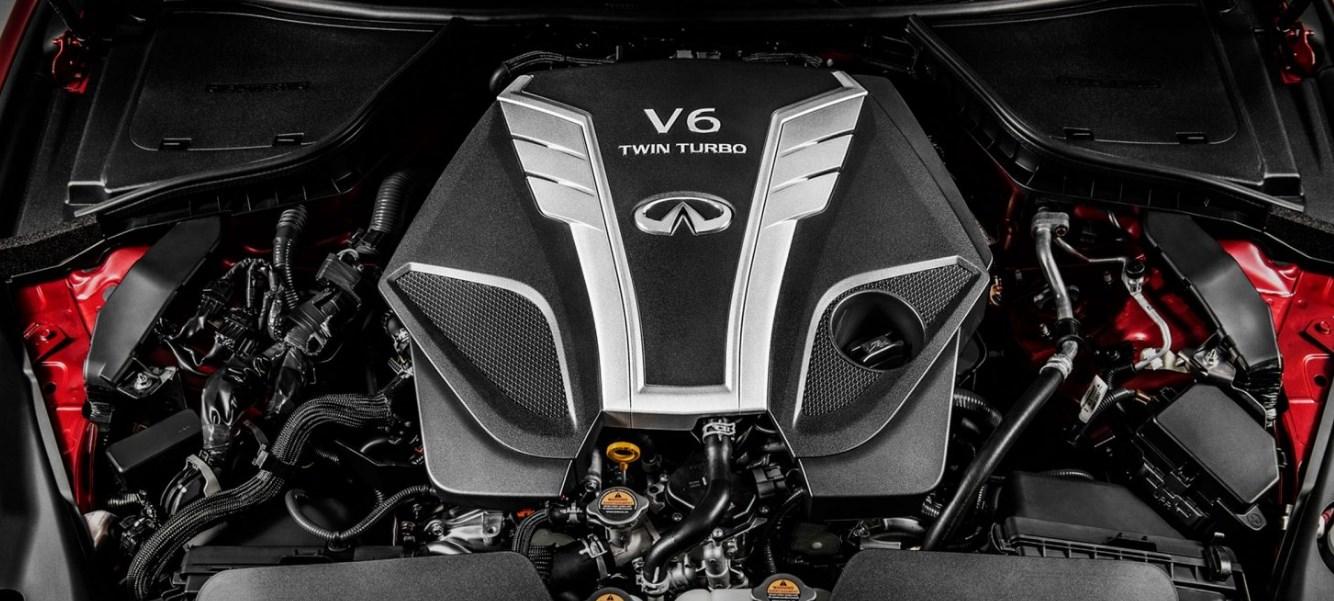 2019 Infiniti Coupe Engine
