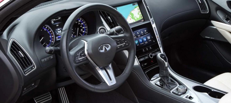 2019 Infiniti Coupe Interior