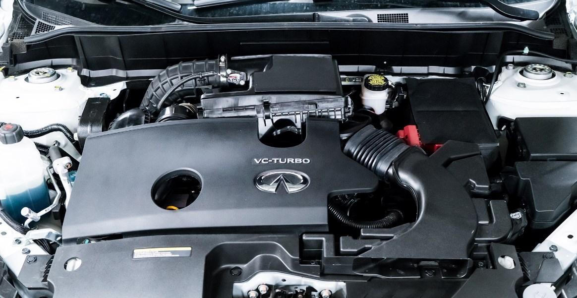 2019 Infiniti FX37 Engine