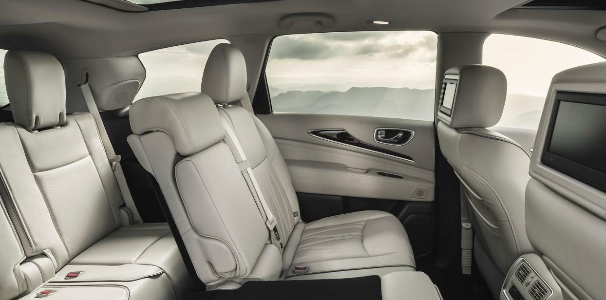 2019 Infiniti Hybrid SUV Interior